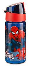 Disney Store Spider Man Water Bottle New