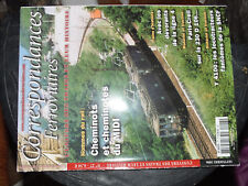 23$$ Revues Correspondances Ferroviaires n°27 Cheminots du Midi / Ligne 4 /Y4100