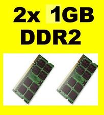 Memoria RAM per HP Pavilion ZD8000 series - 2GB 2x1GB PC2-5300S DDR2 667mhz