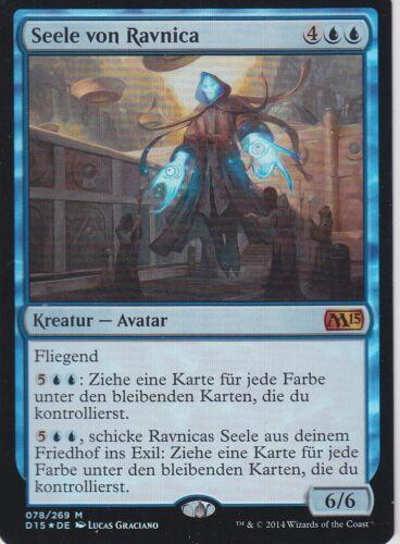 MAGIC Seele von Ravnica FOIL deutsch Sould of Ravnica Planeswalkers Promos