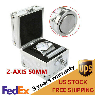 2/'/' Electronic Magnetic Z Axis Zero Setter .0002/'/' Gage Gauge Height Up To 50mm