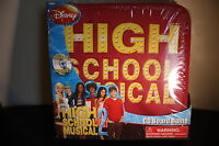 Disney High School Musical 2 Cd Board Game Sealed