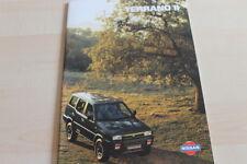 131704) Nissan Terrano II Prospekt 11/1995