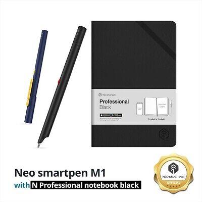 Neosmartpen N2+N Professional Notebook Black Bundle Promotion