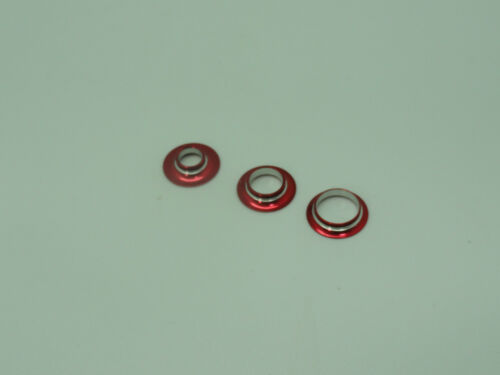 3 UJ inshore fresh water rod building foregrip Winding Check 6 8 10 mm Red//Slver