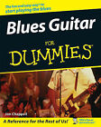 Blues Guitar For Dummies by Jon Chappell (Paperback, 2006)