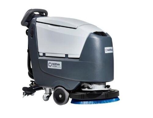 Nilfisk sc500 53 B complet Batterie//Batterie-ENCAUSTIQUES saugmaschine machine de nettoyage à sec