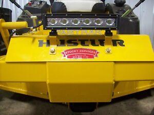 Details about Hustler Mower 10