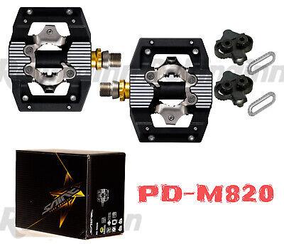 Shimano Saint PD-M820 SPD-Pedal DH FR MTB NIB EPDM820