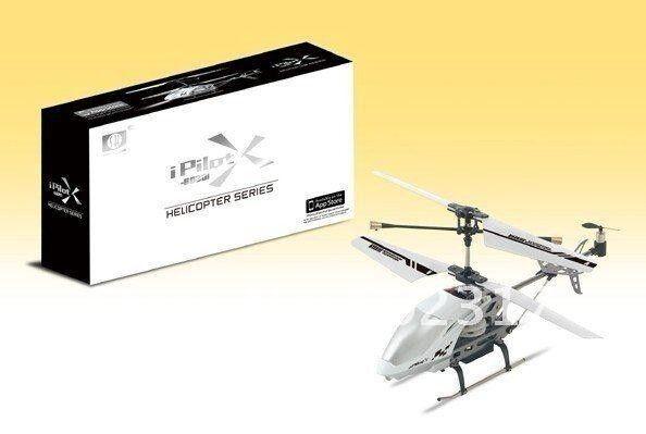 IPilot 6026i  Elicottero R C per iPhone, iPad, iPod  Sconto del 60%