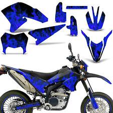 Yamaha Graphic Kit WR 250x WR250 X/R Bike Decal Wrap w/ Backgrounds 07-16 ICE U