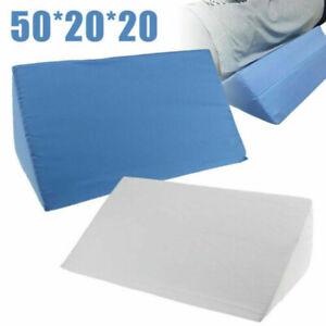 Acid-Reflux-Foam-Bed-Wedge-Pillow-Leg-Elevation-Back-Lumbar-Support-Cushions