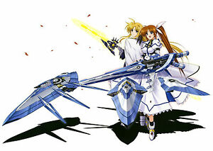 Magical Girl Lyrical Force Nanoha & Fate Testarossa Har