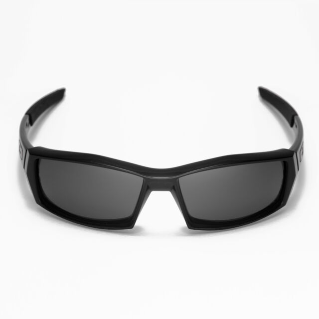 1fa980b26d2 Walleva Polarized Black Titanium Lenses for Oakley Canteen(2013 before)