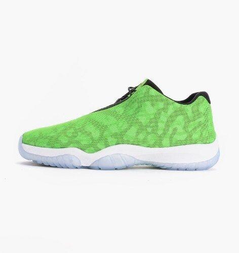 Mens Nike Air Jordan Future Low Green Pulse White 718948 302 Sizes  _9.5_10