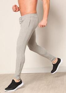 AWDis Just Cool Tapered Leg Slim Fit Soft Sweat Jog Pants Leisure ... c031f73b032e