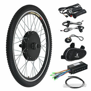 Voilamart 26 Front Wheel 1000w Electric Bicycle Conversion Kit