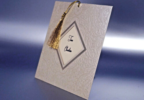 Hochzeitseinladungskarte Einladungskarten Hochzeit 2688 mit Umschlag
