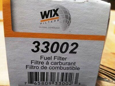 New Genuine Wix Fuel Filter 33420