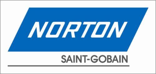 """P600 Norton Multi Air Cyclonic Fuschia Ceramic Sanding Discs 150mm 6/"""" 50pk P500"""