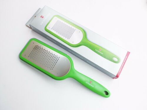 Victorinox Swiss Stainless Blade Kitchen Tool Grater Fine Hole 7.6082.4