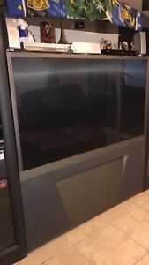 Image Is Loading USED MITSUBISHI 65 Inch TV GOOD CONDITION LOCAL