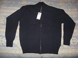 Blu Asics Colore Wool Giacchetto Taglia Nuovo Lana Xl Jacket q8wqv4Pr