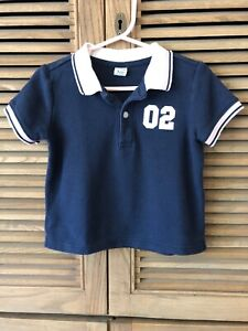 Janie-And-Jack-Polo-Shirt-Navy-Pink-02-18-24-M-Boys-top
