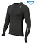 ACLIMA-warmwool-hood-sweater-Marengo-JET-BLACK-Merino-Wool-200g-S-XXL-Uomo-Man miniatura 1