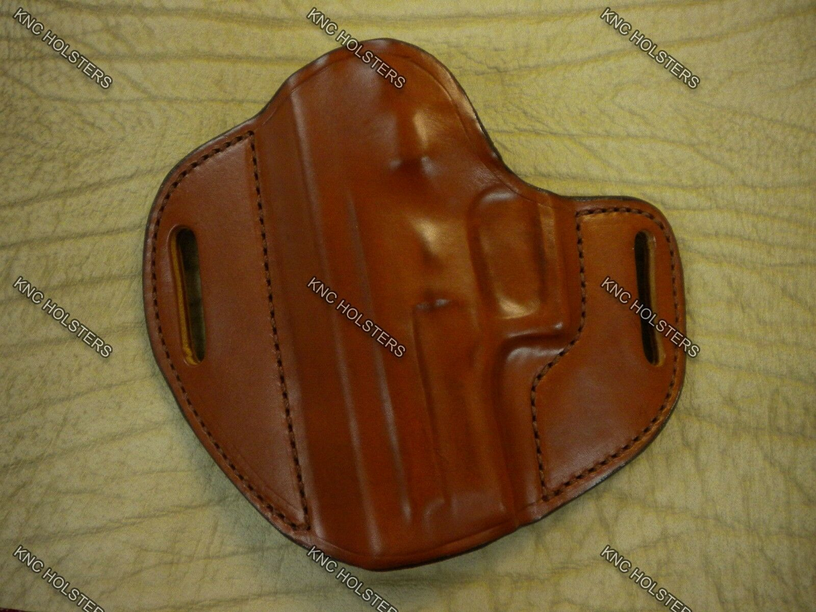 Sig Sauer P229 mano izquierda Funda De Cuero Tostado