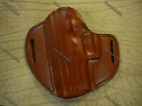 Sauer P229 Left Hand Tan Leather Holster