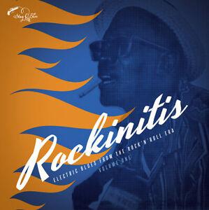 ROCKINITIS: ELECTRIC BLUES FROM THE ROCK 'N' ROLL ERA VOL 1 LP LIGHTNIN' HOPKINS