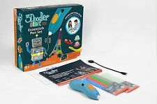 3Doodler Start Essentials 3D Printing Drawing Pen w/ 48 Strands New 2016 Model