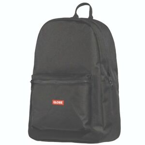 2018 sneakers super quality best deals on Details about Globe Neuf Homme de Luxe Sac à Dos Noir - Neuf