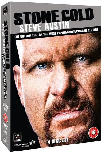 1 of 1 - WWE: Stone Cold Steve Austin - The Bottom Line On the ... DVD (2013) Steve