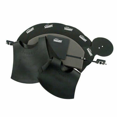 Evans SoundOff Standard Full Box Set  Drum mutes for drum kits - SOSETSTD