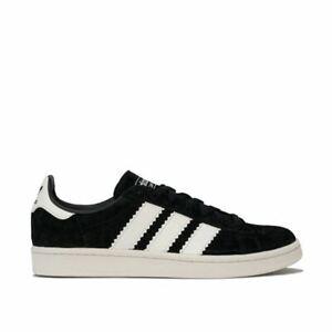Men-039-s-adidas-Originals-Campus-Trainers-in-Black