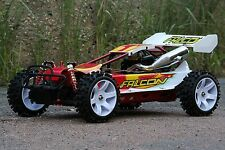 XTC RC RACING MONSTER BUGGY 30,5ccm 4PS 80Km/h 2,4 GHZ VERBRENNER 1:5 NEU