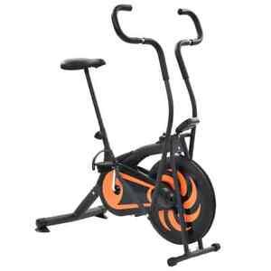 vidaXL-Exercise-Air-Bike-46cm-Gym-Fitness-Trainer-Cardio-Workout-Equipment