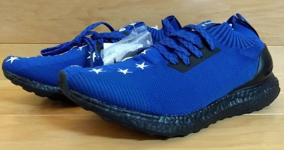 002b58111b839 adidas Ultraboost Etudes Size 7.5 Bold Blue Collegiate Royal Dark Shoe  D97732 for sale online
