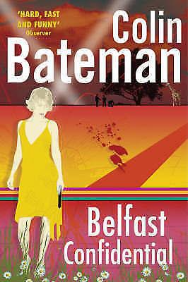 Belfast Confidential, Bateman, Very Good Book
