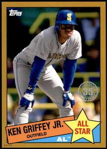 Ken-Griffey-Jr-2020-Topps-1985-35th-Anniversary-All-Stars-5x7-Gold-85AS-40-10