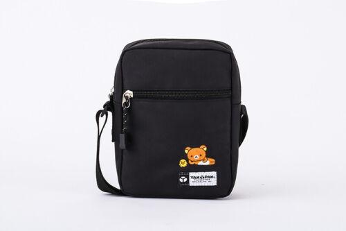 Rilakkuma x YAKPAK Shoulder Bag BOOK LIMITED Black  San-X  F//S