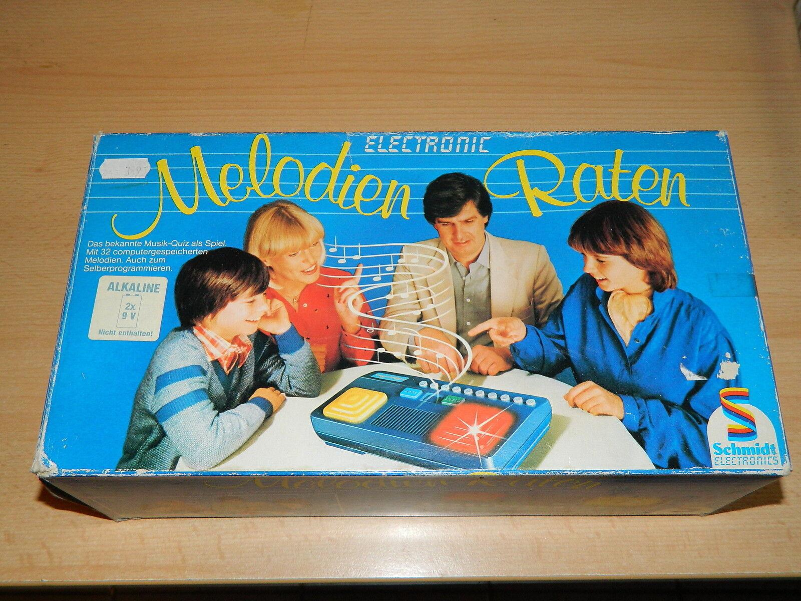 Absolue jeux RARE-Mélodies taux-Schmidt Electronics - 2311761-TOP
