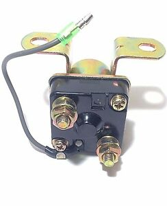 Details about NEW STARTER SOLENOID RELAY POLARIS SPORTSMAN 335 ATV 1998  1999 2000 2001 2002