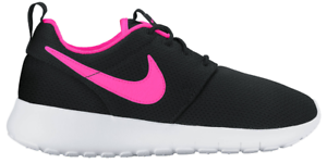 6d9a7ae5c6cf Nike Roshe One Rosheone Sneaker Sport Shoes Fitness Trainers black ...