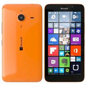 Microsoft-Lumia-640-LTE-4G-8GB-ORANGE-debloque-Smartphone-Veritable
