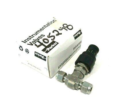 Neu Parker 4z-h2l-epr-ss-tc Ventil 4zh2leprsstc Einfach Zu Reparieren
