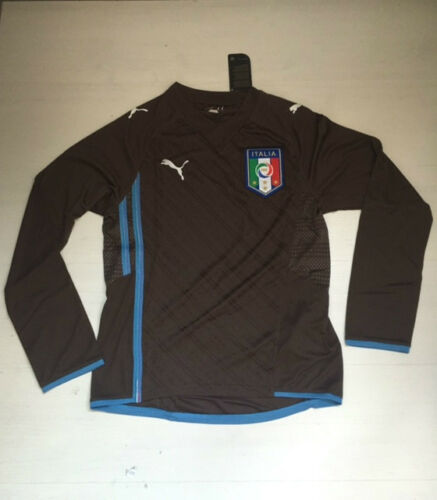 10176 ITALY TSHIRT SHIRT COMPETITION GOALKEEPER GK JERSEY CONFEDERATIONS CUP