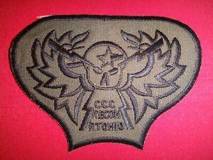 Guerra-Vietnam-Eeuu-5th-Sfgrp-Macv-Sog-Rt-Ohio-Ccc-Recon-Destenido-Parche